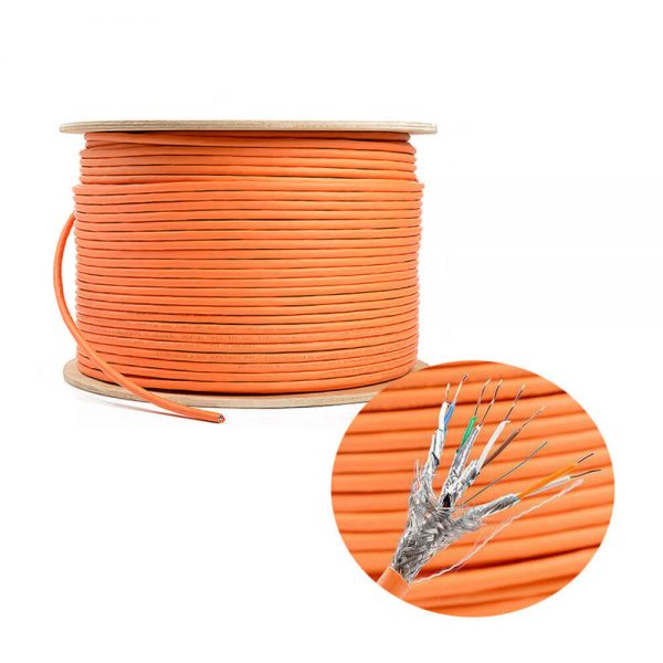 FS17008 cat7 sftp ethernet installation bulk cable